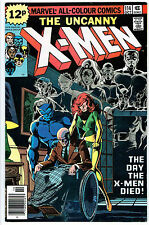 THE UNCANNY X-MEN ISSUE 114 PRODUCED BY MARVEL COMICS fn/vfn