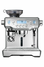 NEW Breville BES980 The Oracle Espresso Machine: Stainless Steel