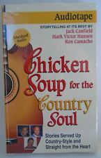 Chicken Soup for the Country Soul Abridged Audiotape