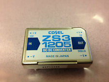 40 NEW UNUSED Cosel ZS3 1205 DC-DC Converter PCB Mount 12vdc to 5vdc 500mA 2.5W
