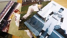 VTG PLAYER 8X10 PHOTOS STU MILLER OREALES REDCAPS PHILLIES FROM JAYNE MILLER C#5