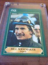 1991 Horse Star Cards Bill Shoemaker Jockey #4