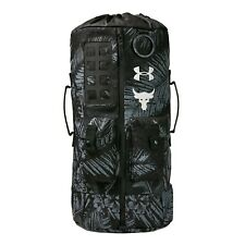 Under Armour Project Rock 60 Bag 22L Water-Resistant UA Backpack 1345663-002