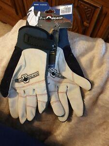 Stone Breaker Work Gloves M