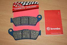 07BB2809 Brembo Bremsbeläge hinten BMW R1100 GS / R 1100 R / R1100 RT / R1100 S