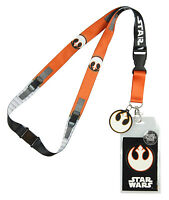 Star Wars Rebel Pilot Costume Lanyard