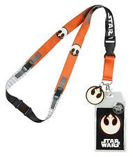 Star Wars Rebel Pilot Costume Lanyard