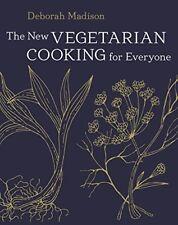 The New Vegetarian Cooking for Everyone-Deborah Madison