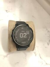 Garmin Fenix 6s Sapphire - 42mm Carbon Gray Dlc with Black Band