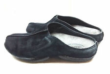 c6be80cca9d MERRELL Duet Groove Women's Black Suede Slip On Mule Clog Slide Shoes 7M  37.5