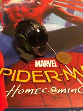 Hot Toys Spiderman Homecoming DELUXE MMS426 Vulture Helmet loose 1/6th scale