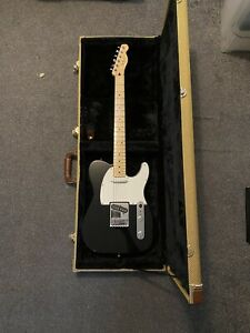 Fender Telecaster Mexican Standard Black 2013