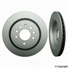Meyle Disc Brake Rotor fits 2008-2008 Saab 9-3  WD EXPRESS
