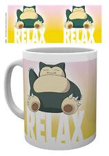 Pokemon Snorlax Mug Pikachu Ash Ketchum Catch Em All Kanto 151