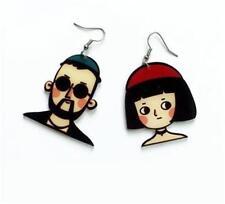 - Free Uk P&P Cg3857.Mathilda & Leon Montana Earrings