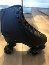 roller skates, black rewind , boot