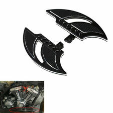 1 Pair Motorycle Floorboards Universal Fit for Harley-Davidson Road Glide / Dyna