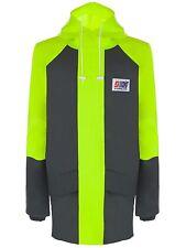 Stormline Hi Viz 100% PVC Waterproof Workwear Jacket, Two tone work jacket