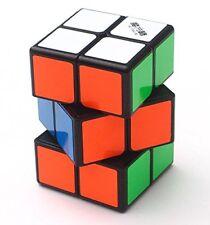 Qiyi Black 2x2x3 Magic Cube Speed Puzzle MoFangGe Brain Teaser Toy Gift