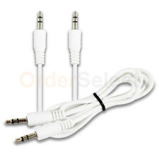 3Ft 3.5mm Aux Auxiliary Cord Male to Male Stereo Audio Cable Pc iPod Car