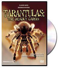 Tarantulas - The Deadly Cargo (DVD, 2006) New, Direct Source Version
