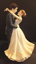 Royal Doulton Occasions Forever Figurine Cake Topper Hn5647 New In Box