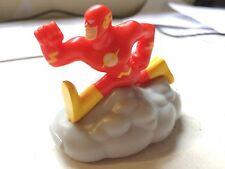 Burger King The Flash Pull Back Toy CD Comics 2016 superhero