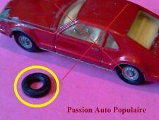 CORGI TOYS 264 : OLDSMOBILE TORONADO un pneu 15 mm noir / one tyre black tire