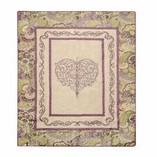 Your Lifestyle by Donna Sharp Throw/Blanket - Tranquility Heart