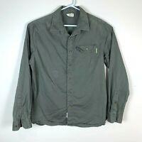 Kathmandu Earthcolors by Archroma Long Sleeve Shirt Size Men's XL