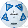 Mikasa SS Series Deluxe Cushioned Cover Soccer Ball Official Size 3 SS30-Blue