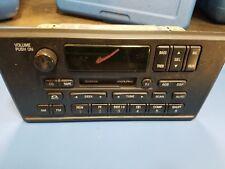 2000 2001 2002 LINCOLN LS ALPINE RADIO CASSETTE PLAYER XW4F-18C870-BK