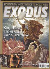 BECKETT ENTERTAINMENT - EXODUS - Surprising Biblical Sagas of Exile - FREE SHIP