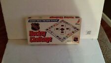 HOCKEY CHALLENGE Board Game NHL by INFINITY GAMES 1986