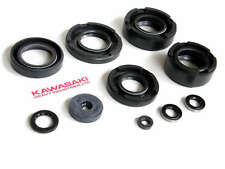 1969-77 Kawasaki motor engine OIL SEAL KIT crankcase gasket h1 kh500 kh 500 case