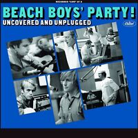 THE BEACH BOYS - THE BEACH BOYS' PARTY! UNCOVERED AND UNPLUGGED 2 CD NEW!