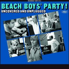 THE BEACH BOYS - THE BEACH BOYS' PARTY! UNCOVERED AND UNPLUGGED 2 CD NEUF