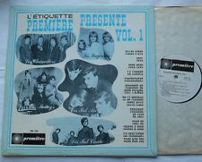 LES CHANCELIERS & MERSEY'S (BEATLES) INGENUES GARAGE '67 FRENCH CANADA QUEBEC LP