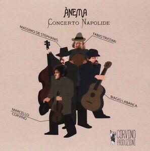 ANEMA - CONCERTO NAPOLIDE - CD NUOVO SIGILLATO 2017