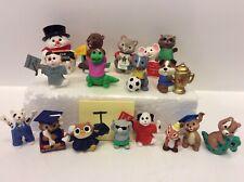 Hallmark Enesco Merry Miniatures Lot