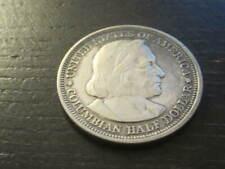 1893 SILVER COLUMBIAN EXPO COMMEMORATIVE HALF DOLLAR