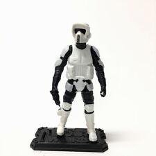 Star Wars 2014 RETURN OF THE JEDI 3.75'' SCOUT TROOPER SOLDAT Action figure Gift