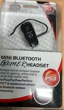 GameOn bluetooth Gamer Headset for PS3 android blackberry iphone