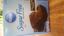 Pillsbury sugarfree  brownie mix lot of 2