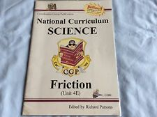 CGP Science - Friction