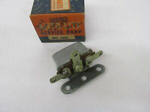 NOS HRC4001 HORN RELAY 1940 1941 1942 DODGE PLYMOUTH CHRYSLER DESOTO MOPAR