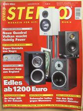 Stereo 3/13 KEF R300, Aurum Vulkan VIII, Exposure 3010 S2, Pro-Ject Phono Box RS