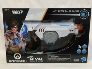 Nerf Rival Blizzard Overwatch Tracer NEW Sealed Precision Battling Age 14+
