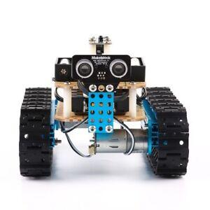 ROBOT EDUCATIVO STARTER KIT BLUETOOTH MAKEBLOCK Color azul