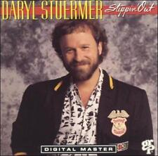 Steppin' Out by Daryl Stuermer [Genesis] (CD, 1990, GRP) VERY GOOD / FREE S&H